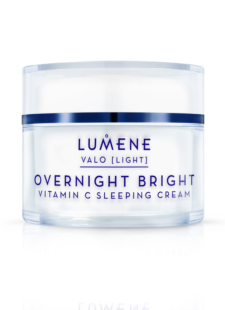 Крем-сон ночной восстанавливающий LUMENE Sleeping Cream Over Night Bright Vitamin C