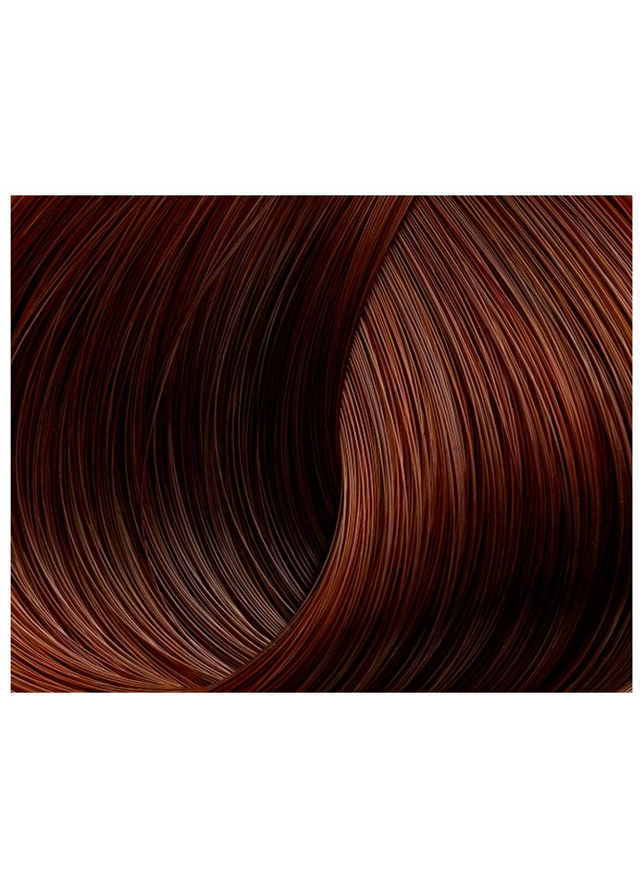 Краска для волос безаммиачная 6.45 - Темны блонд медно-махагоновый LORVENN