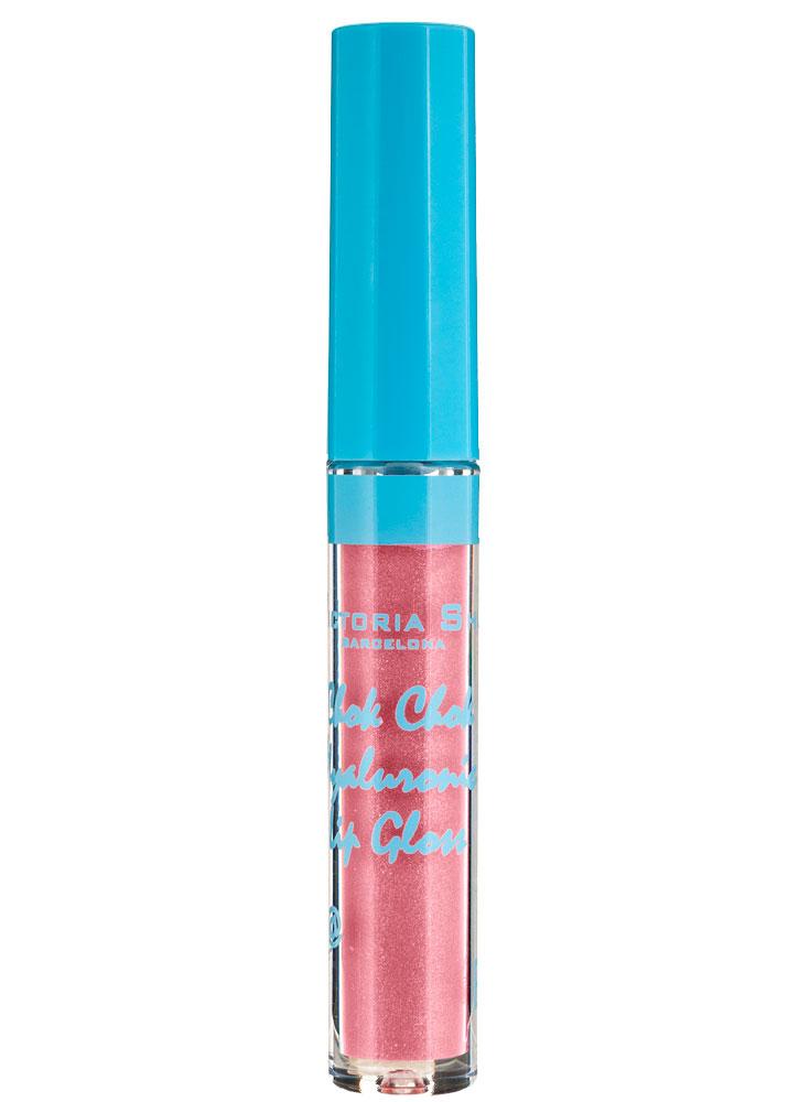 Купить Блеск для губ гиалуроновый Розовый нюд VICTORIA SHU, Chok Chok #KOREAMOOD, Россия