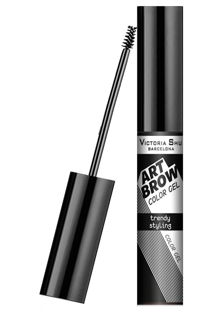 Гель стайлинг для бровей Color Gel Art Brow тон 181Гель-фиксатор для бровей<br>-<br>Цвет: Коричневый;