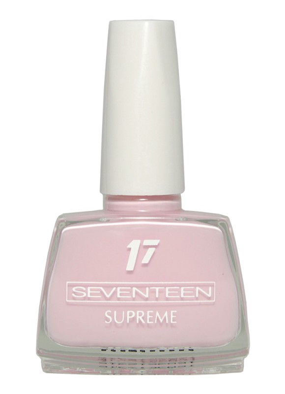 Лак д/ногтей тон 198 Supreme Nail Enamel розово-белыйЛак для ногтей<br>Устойчивый лак для ногтей с насыщенной текстурой.<br>Цвет: Розово-белый;