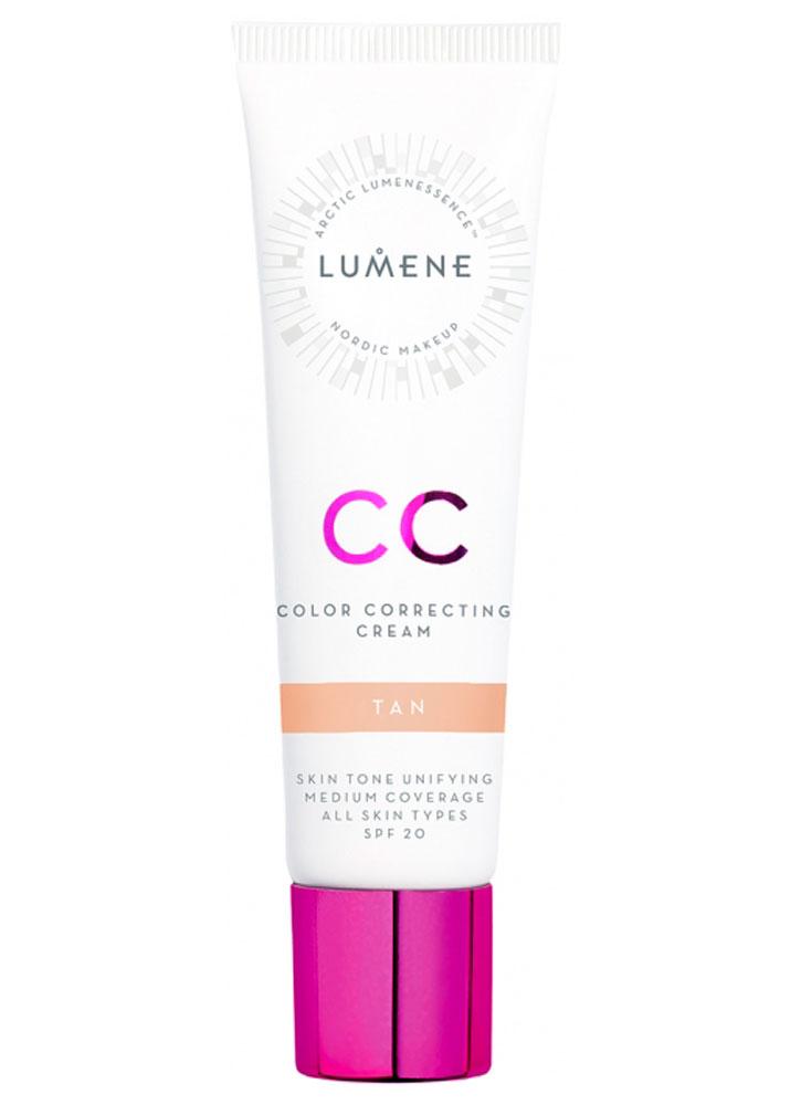 СС крем «Абсолютное совершенство» Tan LUMENE Color Correcting Cream фото