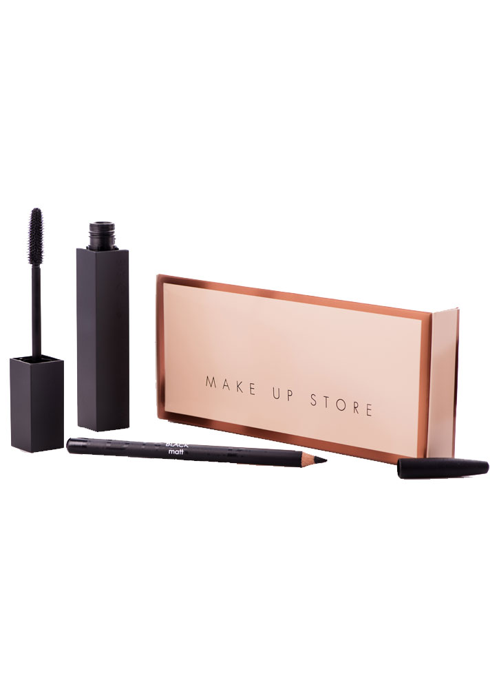 Набор Supreme Gift Set Eyes MascaraНаборы<br>-Новый подарочный набор от Make Up Store - это возможность подарить обворожительный и притягательный взгляд!<br>