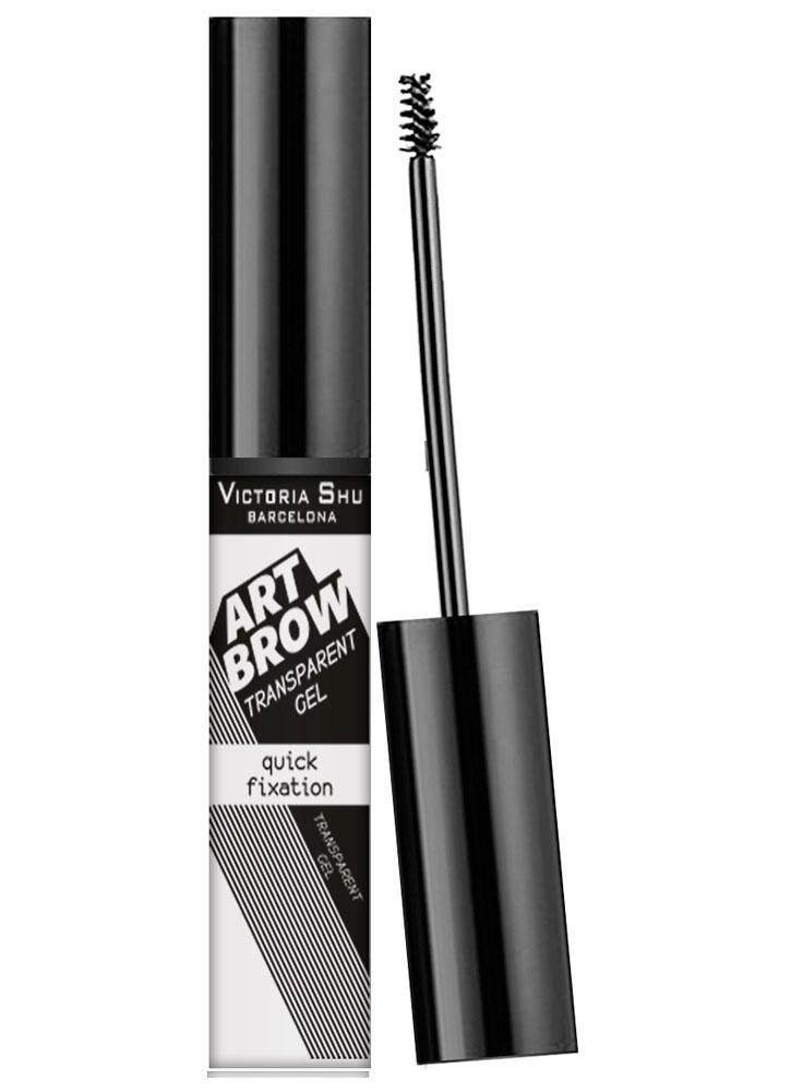 Гель-фиксатор для бровей Transparent Gel Art BrowГель-фиксатор для бровей<br>Гель-фиксатор поможет завершить макияж бровей, зафиксировать непослушные волоски и создать устойчивый результат на весь день . <br>
