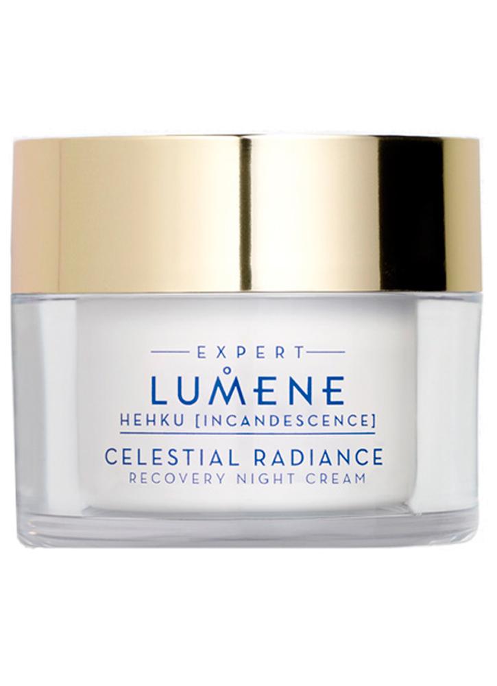 Крем-уход ночной восстанавливающий LUMENE Celestial Radiance Resovery Night Cream