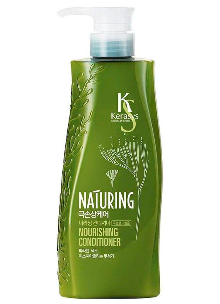 Купить Кондиционер для волос Питание KERASYS, Kerasys Naturing Nourishing Conditioner, Южная Корея