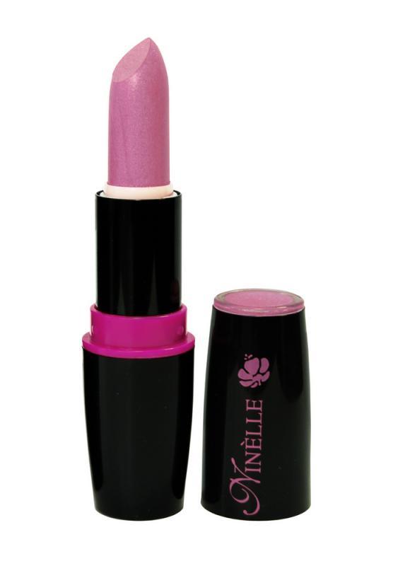 Помада для губ Silky Lips тон 359 Холодный розовыйПомада для губ<br>С помадой Silky Lips марки Ninelle вами овладеет жажда безграничной легкости, перед которой невозможно устоять. Эта помада легко ложится на губы, придавая им свежесть и очарование. Мягкая, тающая на губах как бальзам Silky Lips – это первая помада с текстурой, которая становится еще нежнее при контакте с губами и привносит в макияж утонченные эффекты легкого жемчужного блеска или сочной глянцевой феерии. 8 глянцевых и 8 жемчужных оттенков содержат насыщенный цветовой пигмент, который не даст потускнеть цвету губ в течение долгого времени. Секрет мягкости гаммы и тонкости текстуры Silky Lips – это результат новейших разработок в области текстуры губной помады, а именно в шелковых протеинах, которые дарят коже мгновенное увлажнение, и ни с чем несравнимую легкую, тающую, шелковистую текстуру. Cтильная, модная упаковка с индикатором натурального оттенка помады на колпачке, не даст ошибиться при выборе цвета<br>Цвет: Холодный розовый;
