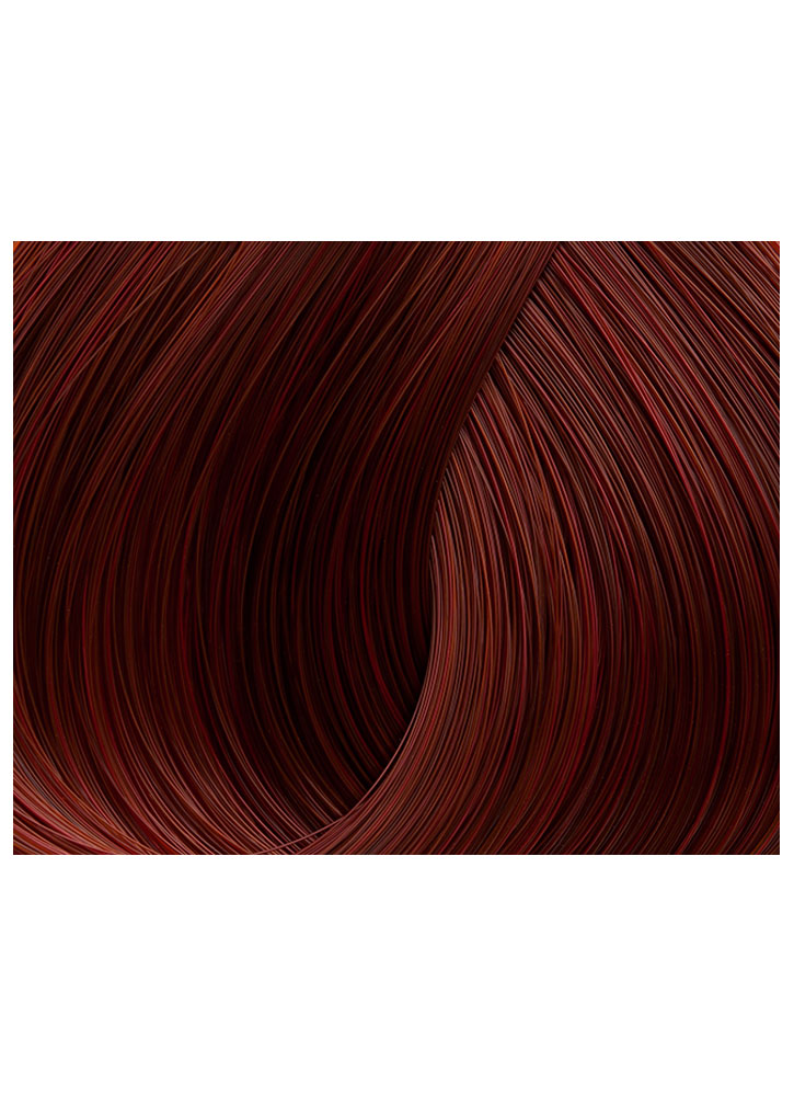Стойкая крем-краска для волос 6.65 -Темный блондкрасно-махагоновый LORVENN Beauty Color Professional Supreme Reds ТОН 6.65 Темный блонд красно-махагоновый фото