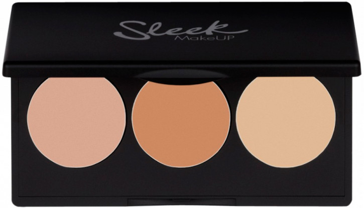 Палетка для лица SLEEK MAKEUP Correct and Conceal фото