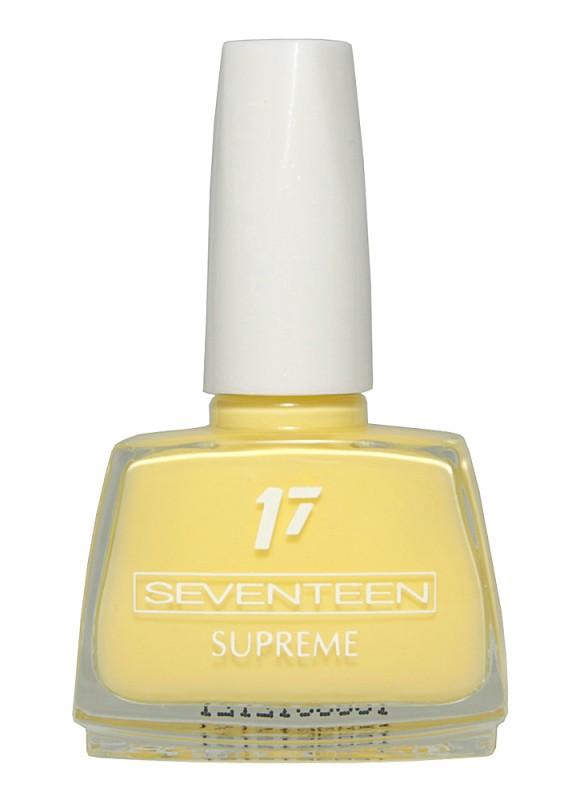 Лак д/ногтей тон 196 Supreme Nail Enamel св.желтыйЛак для ногтей<br>Устойчивый лак для ногтей с насыщенной текстурой.<br>Цвет: Светло-желтый;