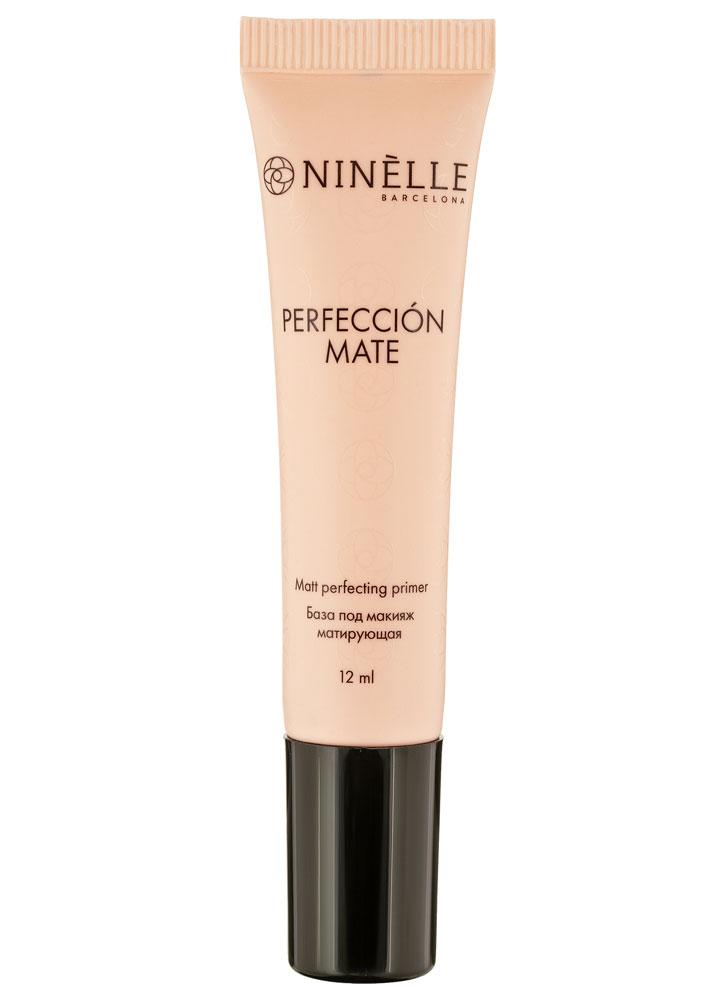 Купить База под макияж матирующая Прозрачный NINELLE, Perfeccion Mate, Испания