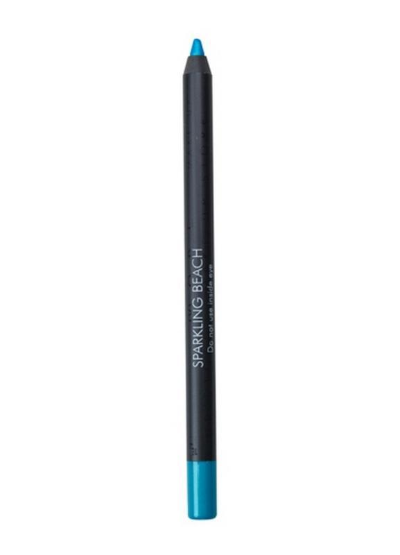 Карандаш для глаз Eyepencil тон 174 Sparkling BeachКарандаш для глаз<br>Устойчивый карандаш для глаз. Удобный формат применения &amp;#40;затачивается&amp;#41;. Широкая гамма оттенков удовлетворяет любым нуждам клиента, дает бесконечную возможность творчества для новичков и профессионалов.<br>Цвет: Sparkling Beach;