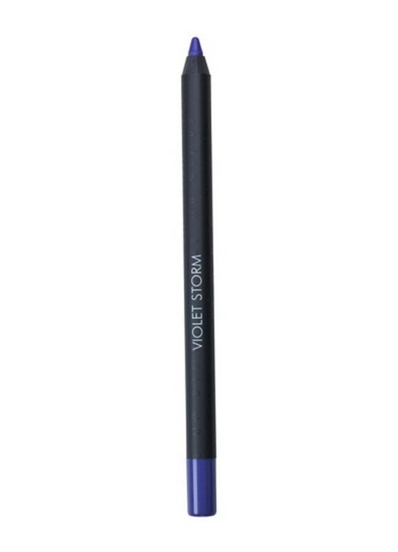 Карандаш для глаз Eyepencil тон 372 Violet StormКарандаш для глаз<br>Устойчивый карандаш для глаз. Удобный формат применения &amp;#40;затачивается&amp;#41;. Широкая гамма оттенков удовлетворяет любым нуждам клиента, дает бесконечную возможность творчества для новичков и профессионалов.<br>Цвет: Violet Storm;