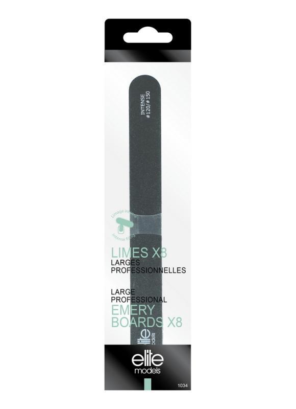 Пилка-полировщик профессиональная (8 штук)Инструменты для маникюра<br>Двусторонняя пилка - полировщик гарантирует прекрасный маникюр. Грубая сторона пилки создает совершенную форму ногтя, а мягкая используется для последних штрихов. Пилка имеет абразивность 120 / 150 грит.Рекомендуется для толстых, сильных натуральных и искусственных ногтей.<br>