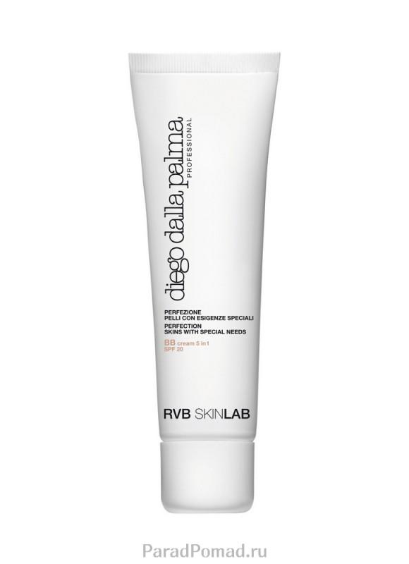 BB крем 5в1 SPF 20, тон 01 40 млBB крем<br>Как дневное средство для всех типов кожи.<br>