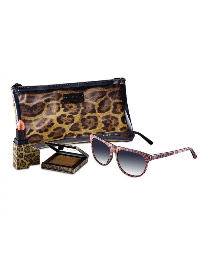 Набор Леопард: солнцезащитные очки + помада Leo+микротени ResortНаборы<br>Набор посвящен женщине, которая купается в роскоши и обладает безупречным элегантным вкусом. В набор входит: солнцезащитные очки &amp;#43; помада Leo &amp;#43; микротени Resort.<br>