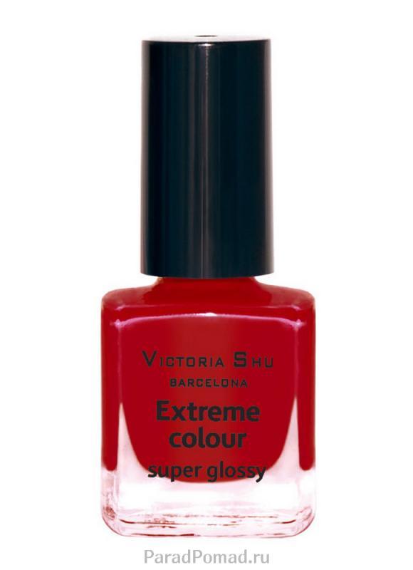 Лак для ногтей Extreme Colour Золотая Victoria Shu тон 245 алыйЛак для ногтей<br>EXTREME COLOUR от VICTORIA SHU – это яркие, смелые, соблазнительные оттенки. Любые цвета – на любой вкус, от нежных пастельных, интенсивных супермодных оранжевых, лиловых и оттенков фуксии до сенсационных красного и черного.<br>Цвет: алый;