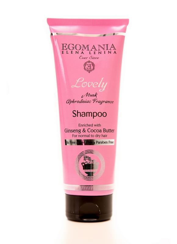 Шампунь с женьшенем и маслом какао для нормальных и сухих волос 250 млШампуни<br>Шампунь с женьшенем и маслом какао подходит для нормальных и сухих, подверженных частым термическим обработкам волос.<br>