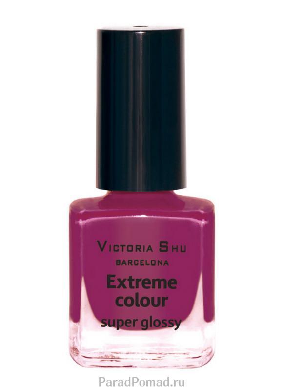 Лак для ногтей Extreme Colour Золотая Victoria Shu тон 253 малиновое виноЛак для ногтей<br>EXTREME COLOUR от VICTORIA SHU – это яркие, смелые, соблазнительные оттенки. Любые цвета – на любой вкус, от нежных пастельных, интенсивных супермодных оранжевых, лиловых и оттенков фуксии до сенсационных красного и черного.<br>Цвет: малиновое вино;