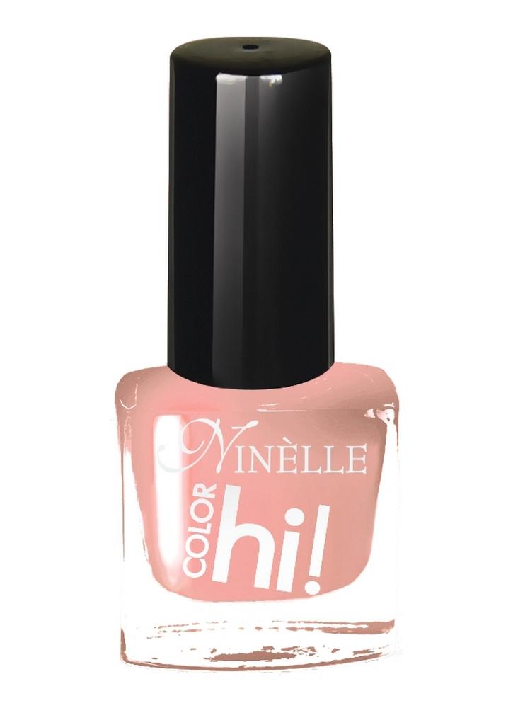 Лак для ногтей HI!Color тон 52 Нежно-розовыйЛак для ногтей<br>Лак для ногтей HI COLOR от Ninelle – это абсолютный цвет, ультра-сияние и стойкость. В новой коллекции 15 ультрасовременных оттенков для идеального маникюра с эффектами, от которых невозможно отказаться!<br>Цвет: Нежно-розовый;