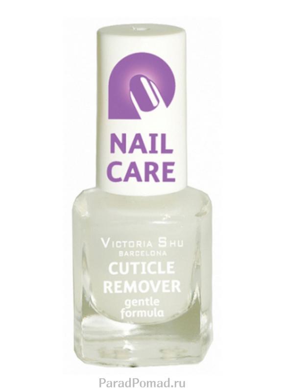 VICTORIA SHU Гель для удаления кутикулы с маслом сладкого миндаля Cuticle Remover