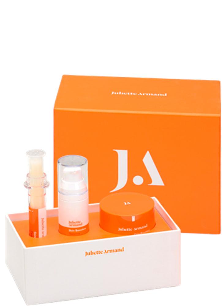 Набор для коррекции мимических морщин JULIETTE ARMAND Gift Set Skin Boosters Repair фото