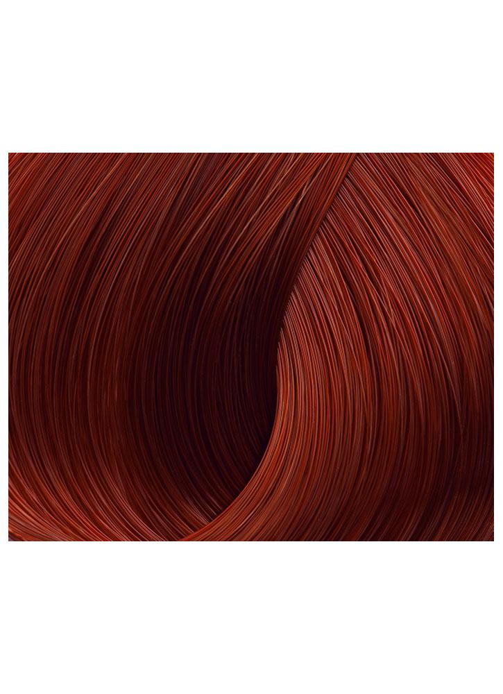 Стойкая крем-краска для волос 6.64 -Красная медь LORVENN