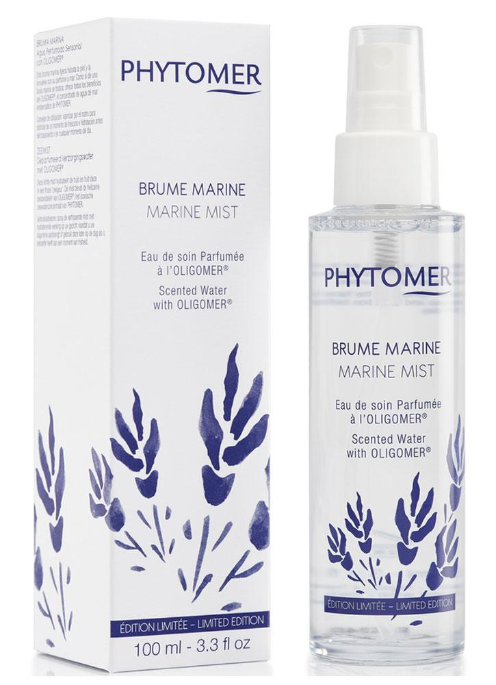 Спрей для лица с Oligomer увлажняющий, освежающий PHYTOMER