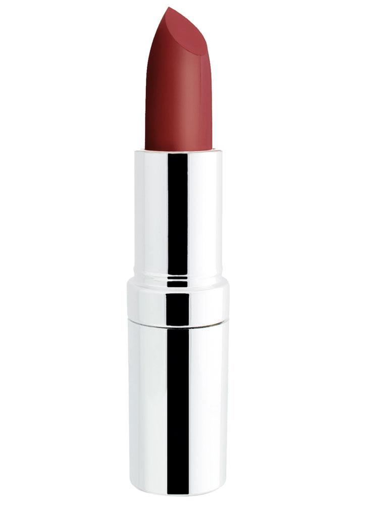 Устойчивая матовая губная помада SPF15 Matte Lasting Lipstick тон 41 красно-коричневыйПомада для губ<br>Устойчивая помада с матовым эффектом и с защитным фактором SPF15. Защищает губы и придает насыщенный цвет.<br>Цвет: Красно-коричневый;