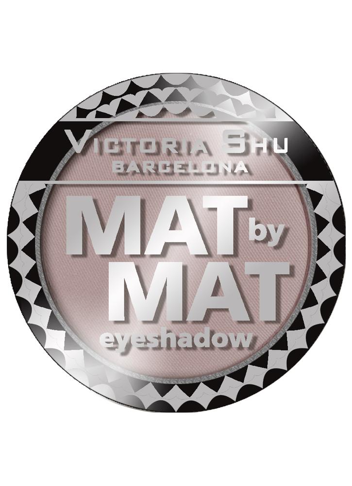 Тени для век Mat By Mat тон 442 Бежево-лиловый пудровыйТени для век<br>Сенсационная цветопередача, насыщенный и яркий цвет в одно касание, а также уникальная стойкость<br>Цвет: Бежево-лиловый пудровый;