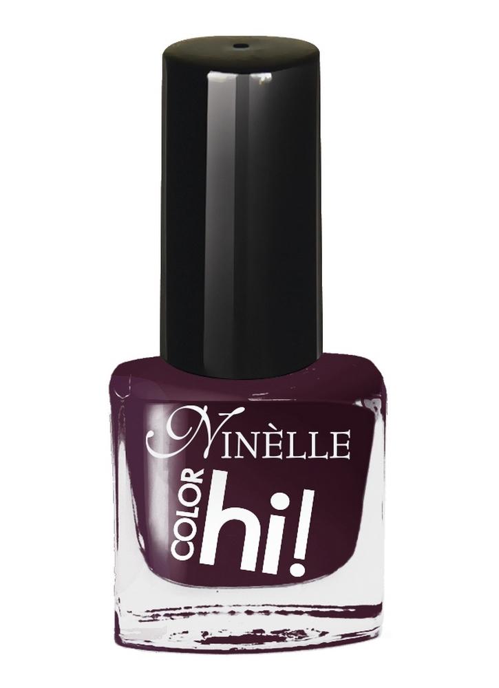 Лак для ногтей HI!Color тон 63 Пурпурно-фиолетовыйЛак для ногтей<br>Лак для ногтей HI COLOR от Ninelle – это абсолютный цвет, ультра-сияние и стойкость. В новой коллекции 15 ультрасовременных оттенков для идеального маникюра с эффектами, от которых невозможно отказаться!<br>Цвет: Пурпурно-фиолетовый;