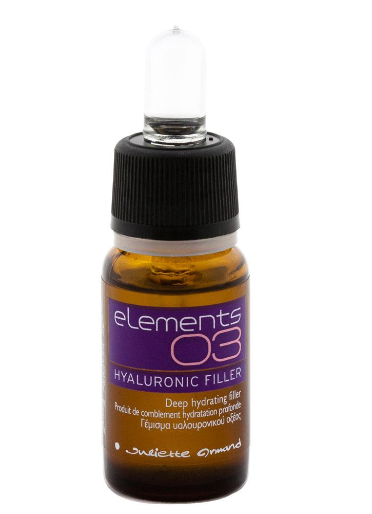 Наполнитель с гиалуроновой кислотой Hyaluronic Filler 10 млСыворотка<br>Мощное анти - возрастное средство. Активирует гены, отвечающие за синтез эпидермального фактора роста и гиалуронат-синтазы-2 &amp;#40;обеспечивают деление клеток и синтез коллагена&amp;#41;. Рекомендуется для ежедневного применения обезвоженной, сухой, чувствительной и реактивной кожи. Особенно рекомендуется в прохладное время года: защищает кожу от холода, ветра, мороза.<br>