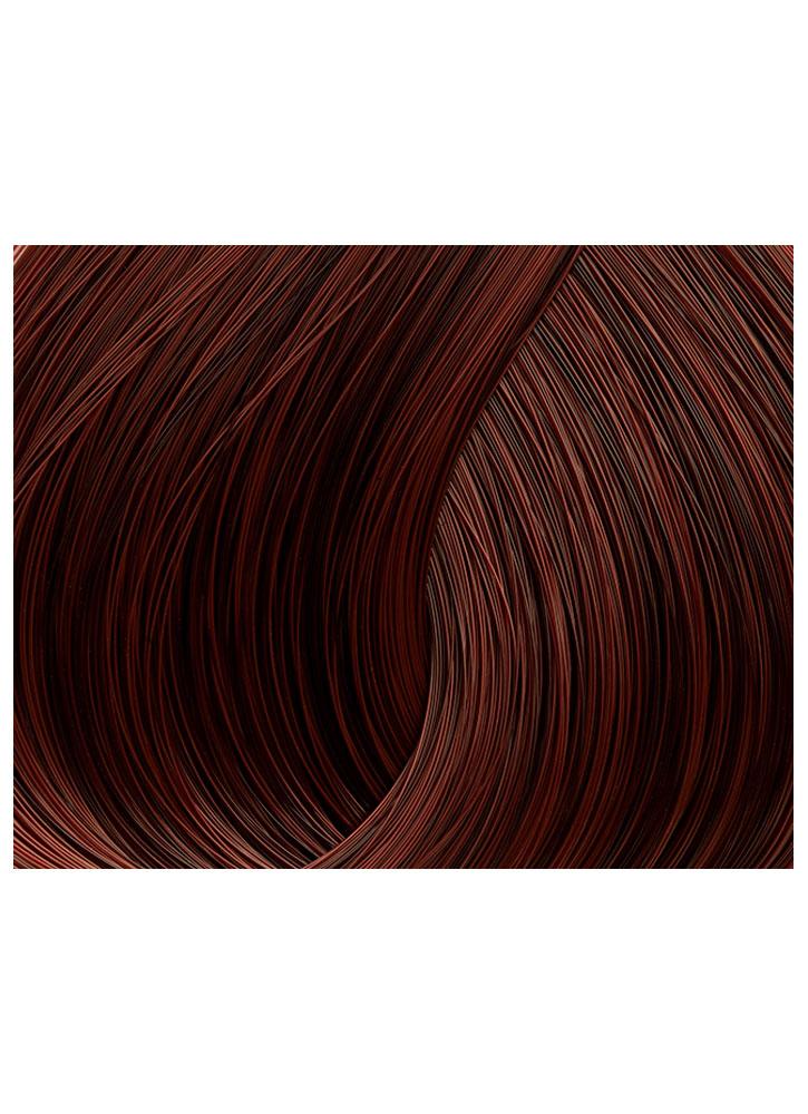 Краска для волос безаммиачная  6.52 - Темный блонд махагоновый радужный LORVENN