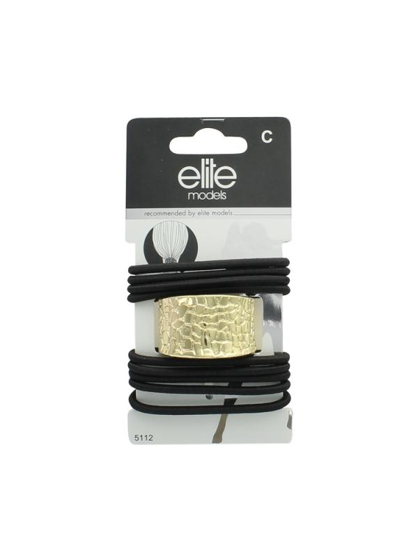 ELITE Набор модных больших резинок для волос