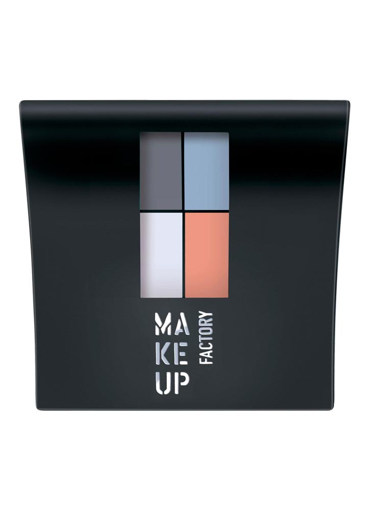 Тени для век четырехцветные матовые Mat Eye Colors тон 580 серый/серый/светло-бежевый/терракотТени для век<br>Матовые тени Eye Colors представляет собой комплект из четырех согласованных оттенков. Невероятно мягкая текстура теней обеспечивает легкое нанесение, отличную растушевку, а гамма оттенков идеально подходит для любого вида макияжа.Практичную&amp;nbsp;&amp;nbsp;удобную&amp;nbsp;&amp;nbsp;упаковку с зеркалом и аппликатором всегда удобно взять с собой.<br>Цвет: серый,серый,светло-бежевый,терракот;