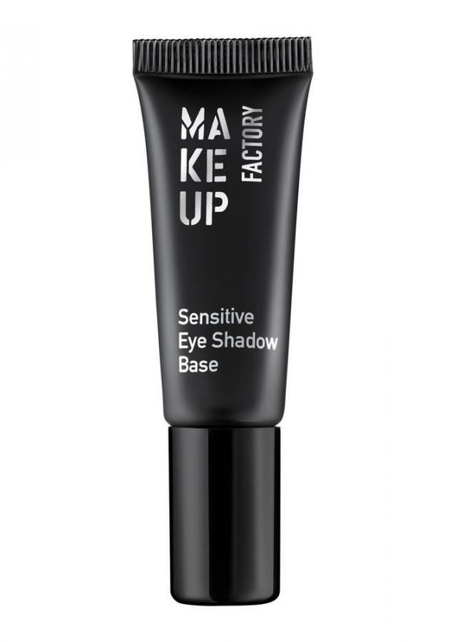 Основа под тени для век для чувствительной кожи MAKE UP FACTORY Sensitive Eye Shadow Base фото