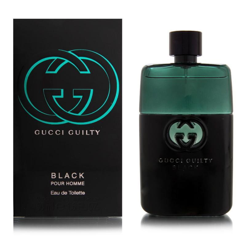 Туалетная вода Gucci Guilty Pour Homme Black муж. 50 мл