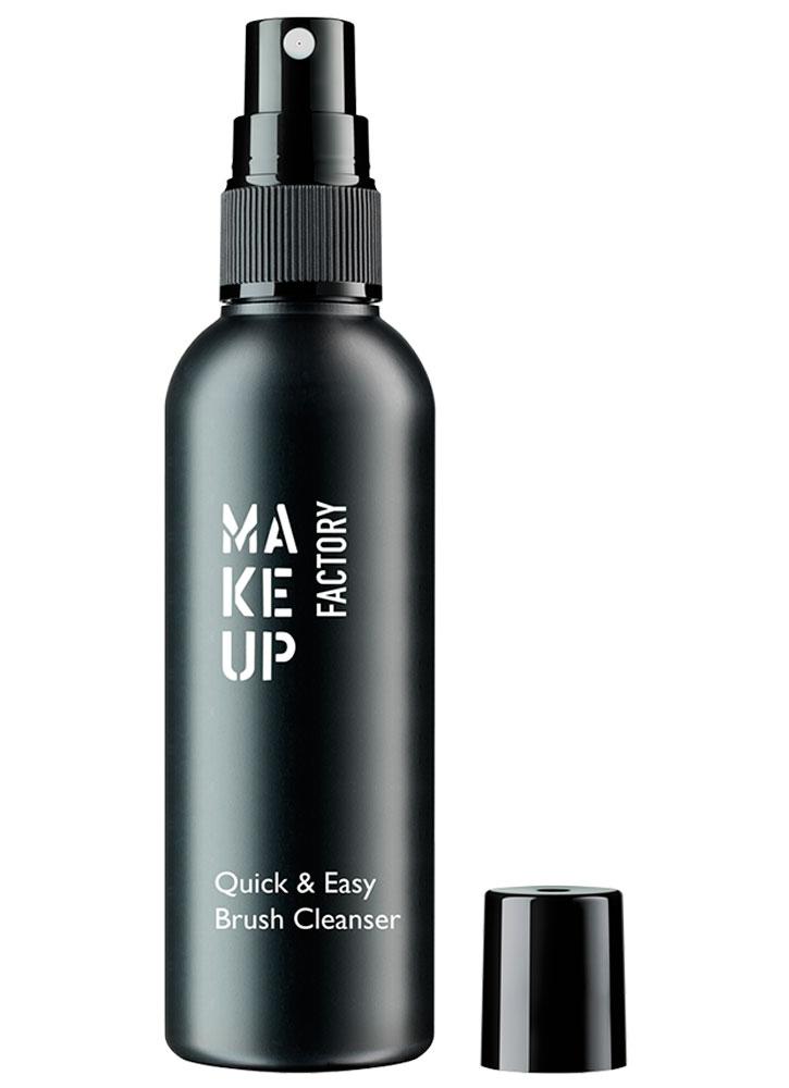 Купить Средство для очистки кистей для макияжа MAKE UP FACTORY, Quick And Easy Brush Cleanser, Германия