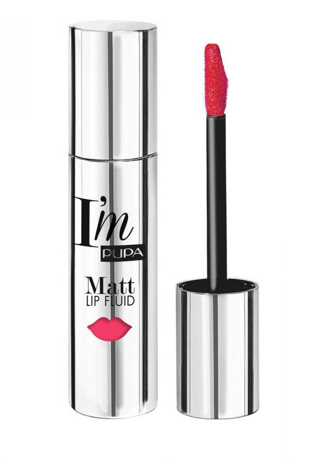 Помада для губ жидкая Im Matt Lip Fluid тон 71 Розовый мартиниПомада для губ<br>-<br>Цвет: Розовый мартини;