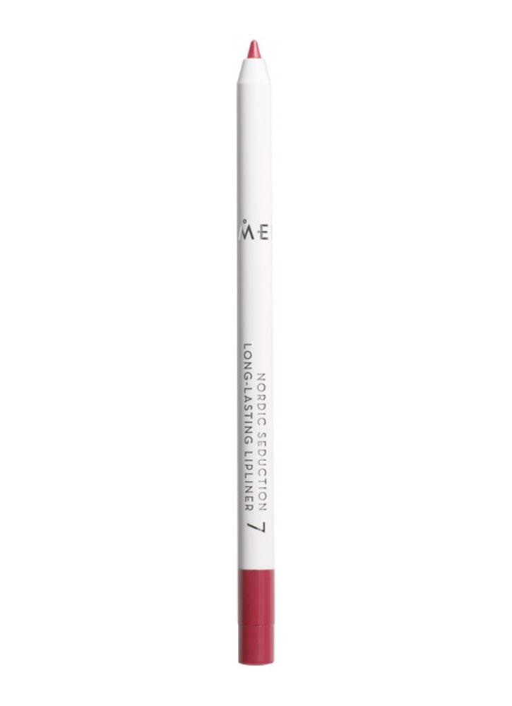 Карандаш для губ устойчивый Nordic Seduction тон 7 Темно-ВинныйКарандаш для губ<br>-<br>Цвет: Темно-Винный;