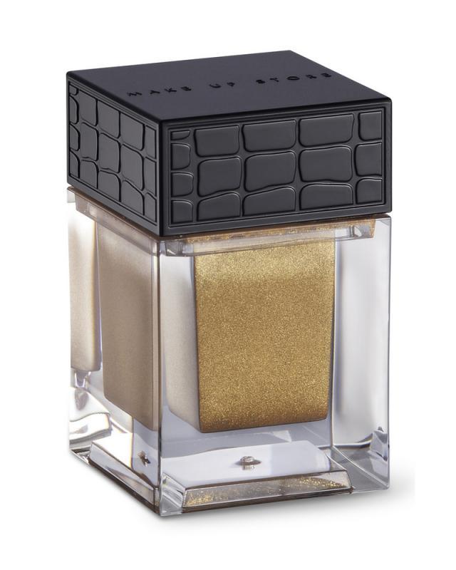 Тени для век рассыпчатые Eyedust(новый дизайн) тон 554 GoldТени для век<br>Рассыпчатые пигменты для макияжа.<br>Цвет: Gold;