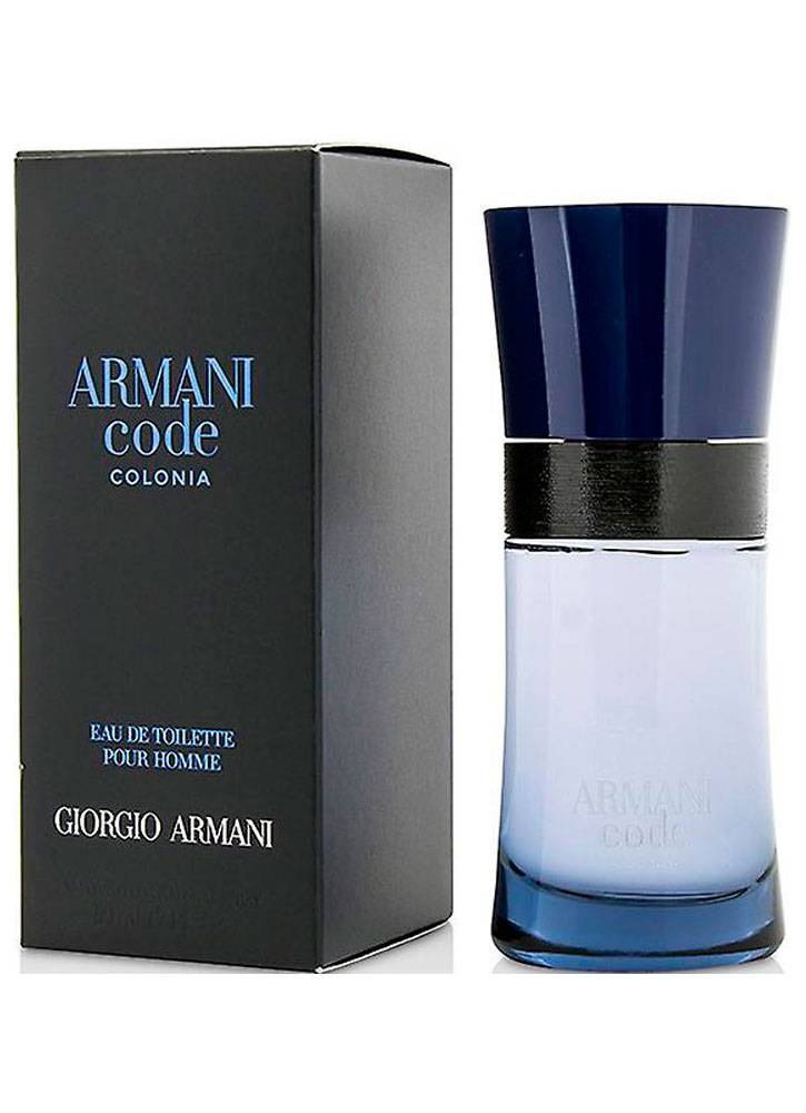 Туалетная вода Armani Code Colonia муж.