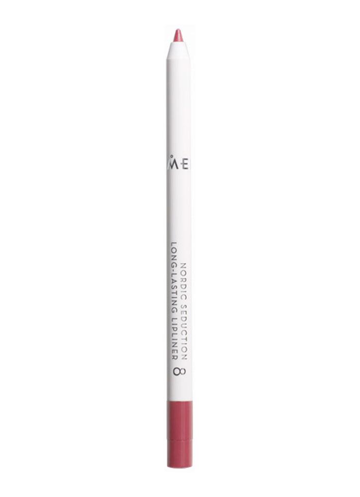 LUMENE Карандаш для губ устойчивый Nordic Seduction тон 8 Розово-коричневый