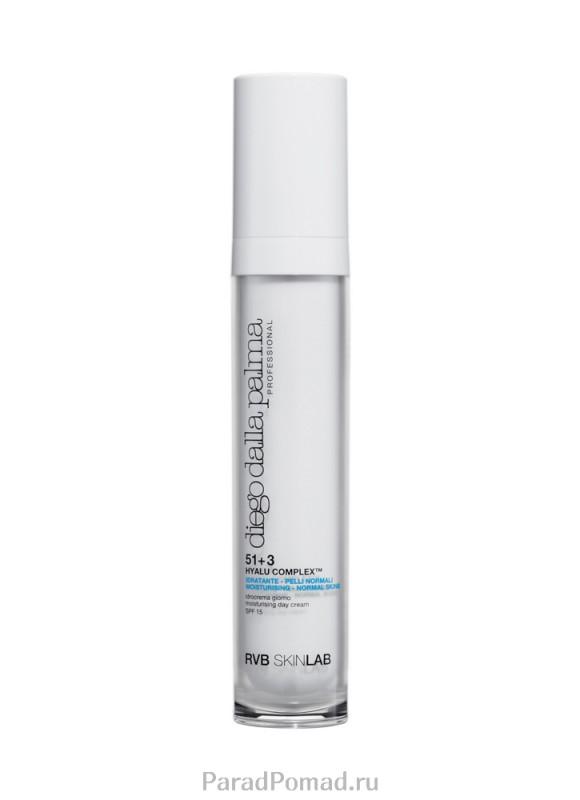 Крем дневной увлажняющий SPF 15 50 млКрем дневной<br>Для увлажнения всех типов кожи.<br>