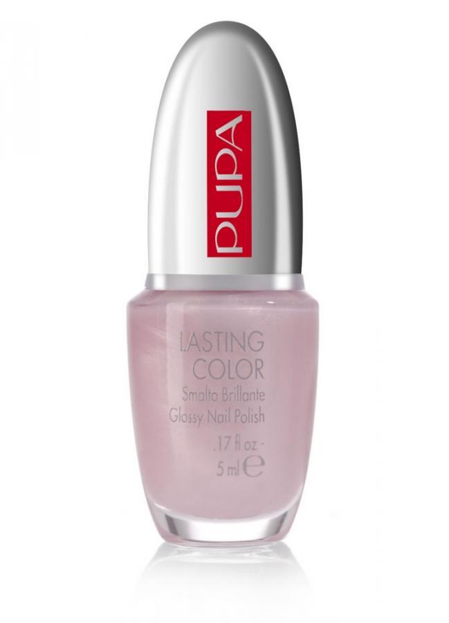 Лак для ногтей Lasting Color тон 203 Холодный розовый перламутрЛак для ногтей<br>Lasting Color -&amp;nbsp;&amp;nbsp;лак для создания безупречных ногтей! Огромная палитра оттенков, от простых одноцветных, металлических до коллекций с блестками и пайетками. Лак для ногтей легко наносится, быстро высыхает и долго держится. Удлиненная кисточка обеспечивает ровное покрытие. Лак можно использовать самостоятельно или в качестве защитного слоя.<br>Цвет: Холодный розовый перламутр;