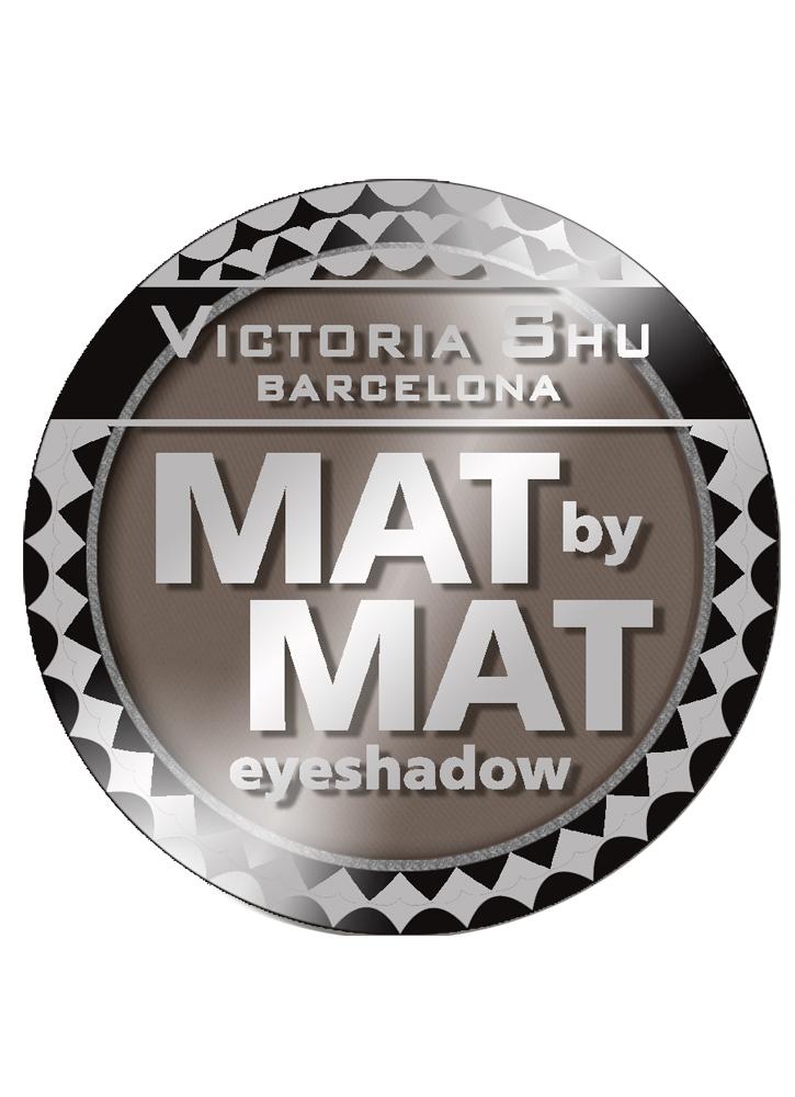 Тени для век Mat By Mat тон 450 Теплый коричневыйТени для век<br>Сенсационная цветопередача, насыщенный и яркий цвет в одно касание, а также уникальная стойкость<br>Цвет: Теплый коричневый;
