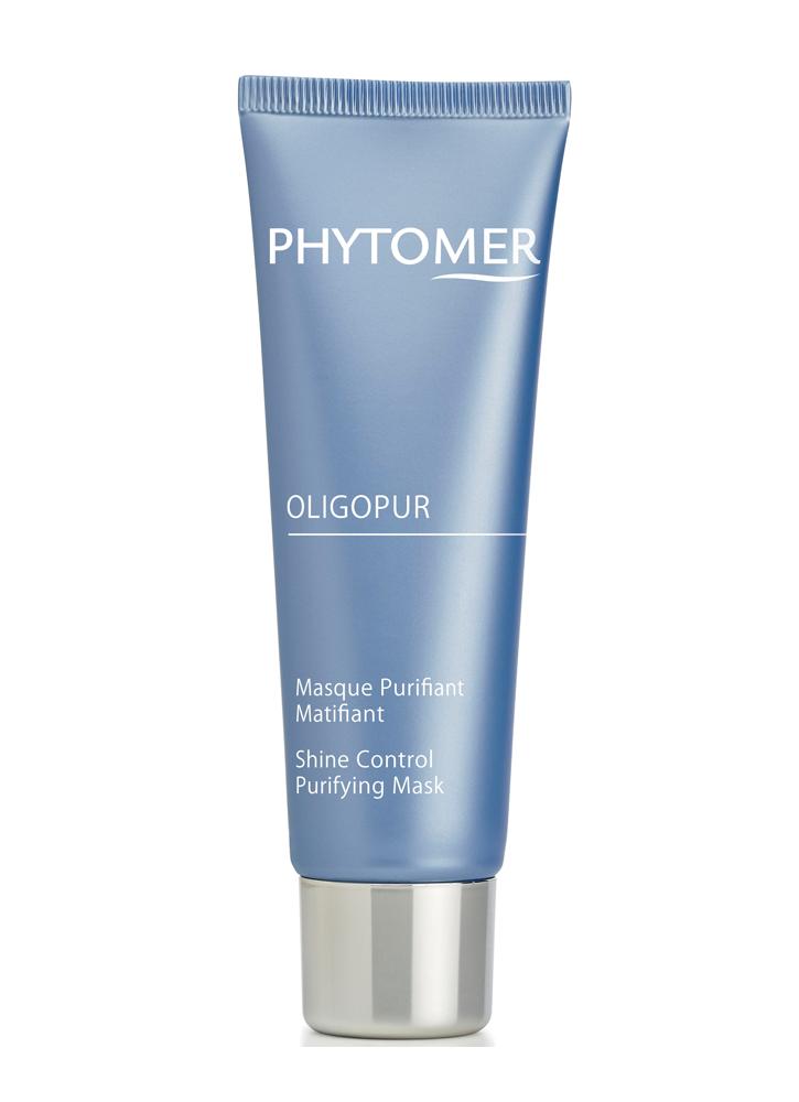 Маска абсорбирующая, придающая коже матовый оттенок Oligopur Purifying Mask 50 млМаска<br>Для интенсивного ухода за кожей комбинированного и жирного типа<br>