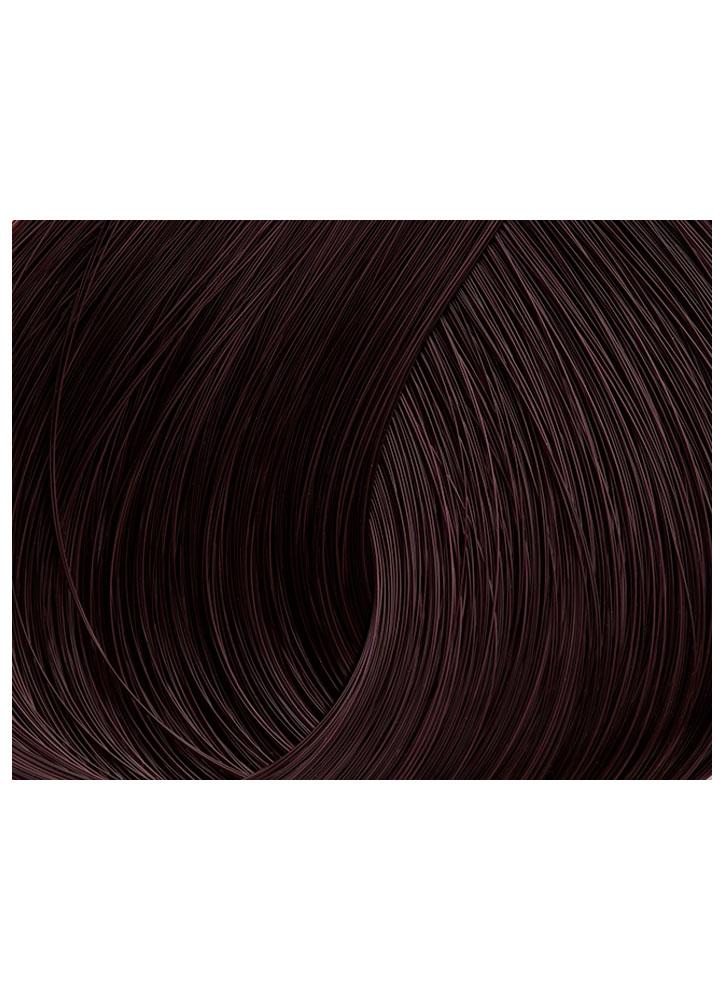 Стойкая крем-краска для волос 4.20 -Кричневый радужный интенсивный LORVENN