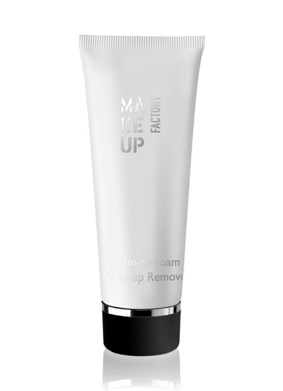 Крем-пенка для снятия макияжа Cream-to-Foam Make up RemoverПенка<br>Нежная очищающая пенка с микро-тонкими&amp;nbsp;&amp;nbsp;частицами для бережного пилинга кожи. Идеально удаляет макияж и эффективно очищает и подготавливает кожу для дальнейших средств по уходу.<br>