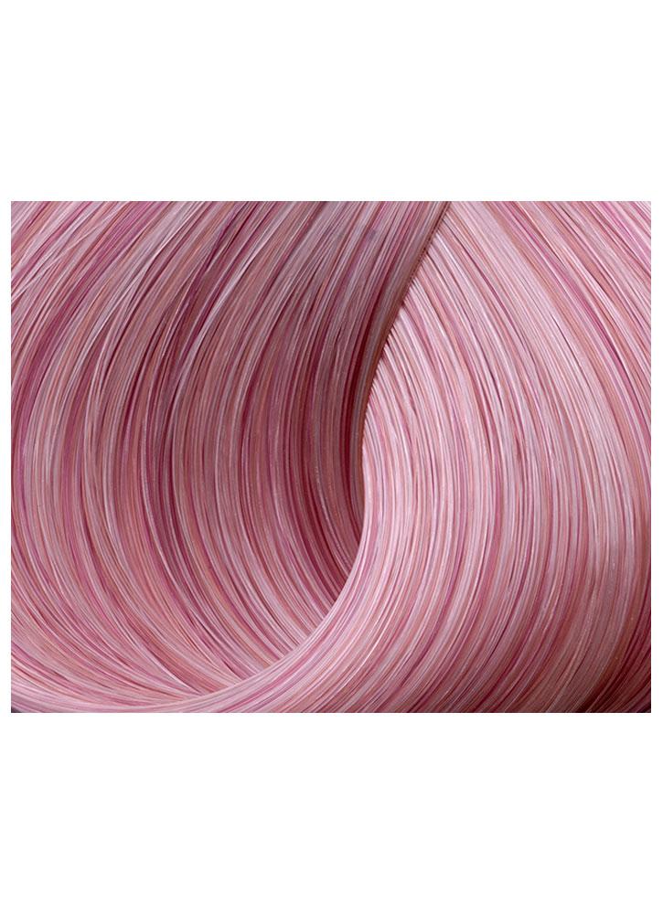 Стойкая крем-краска для волос 9.5/69 - Розовый кварц LORVENN Beauty Color Professional-Pastels ТОН 9.5/69 Розовый кварц фото